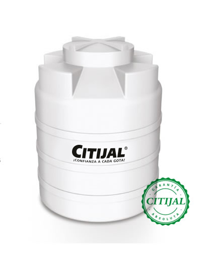 Cisterna citijal citijal for Estanques de agua 5000 litros precios